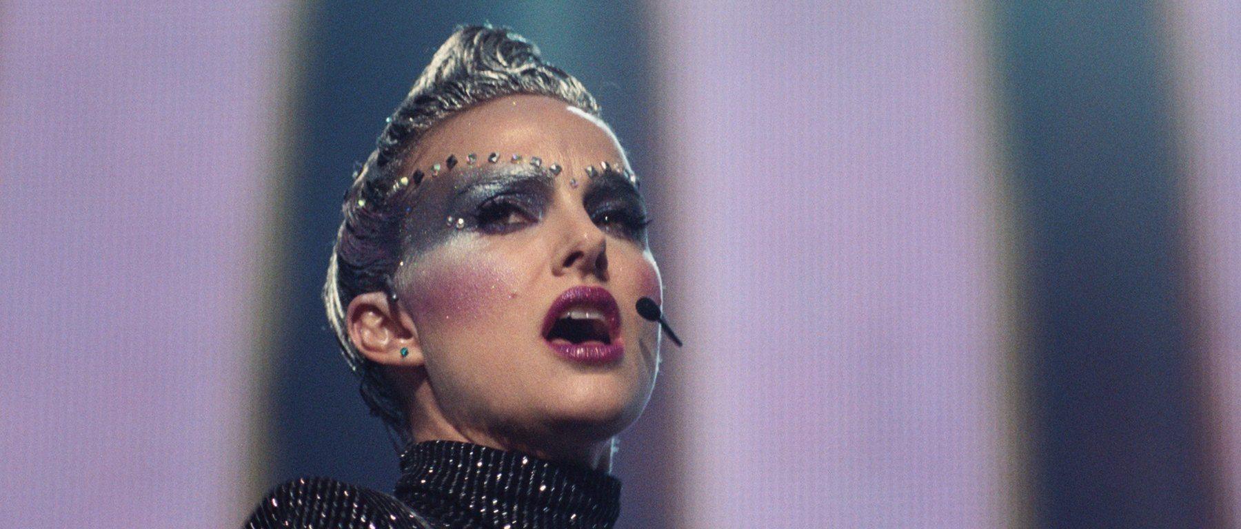 Natalie Portman joue à la popstar dans Vox Lux
