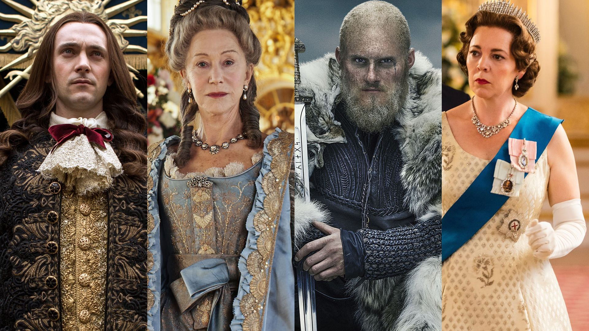 Catherine the Great, Versailles, The Crown… Les meilleures séries sur la royauté