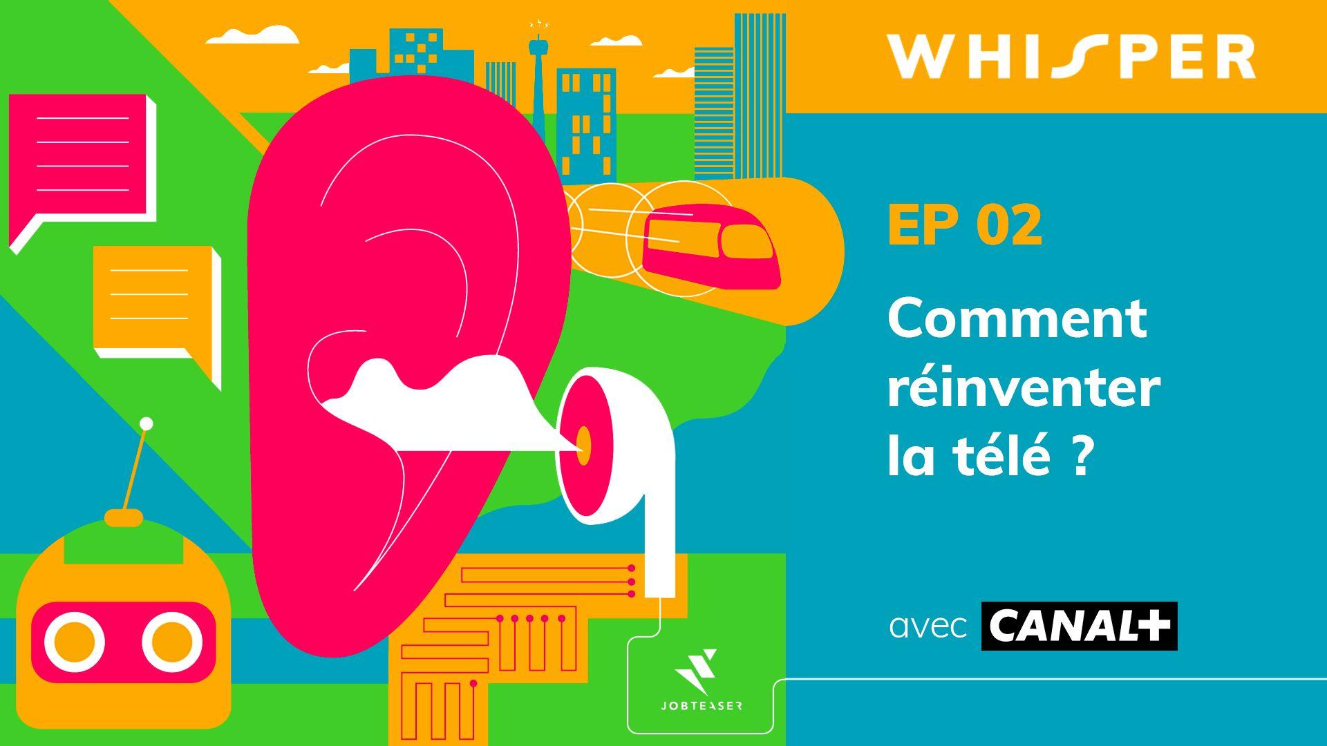 Ecoutez CANAL+ en 2019