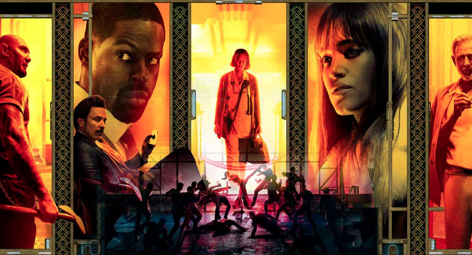 Hotel Artemis, un film au casting quatre étoiles
