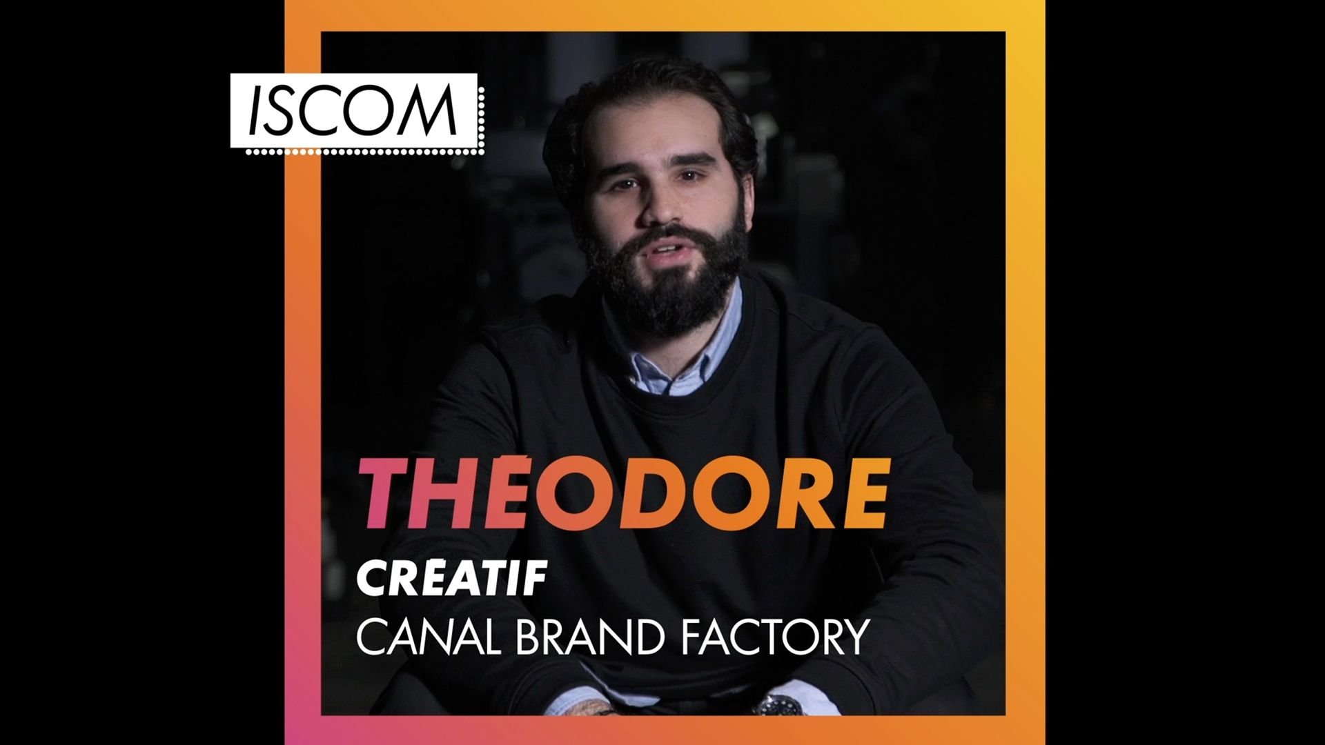 Paroles de stagiaires CANAL Brand Factory