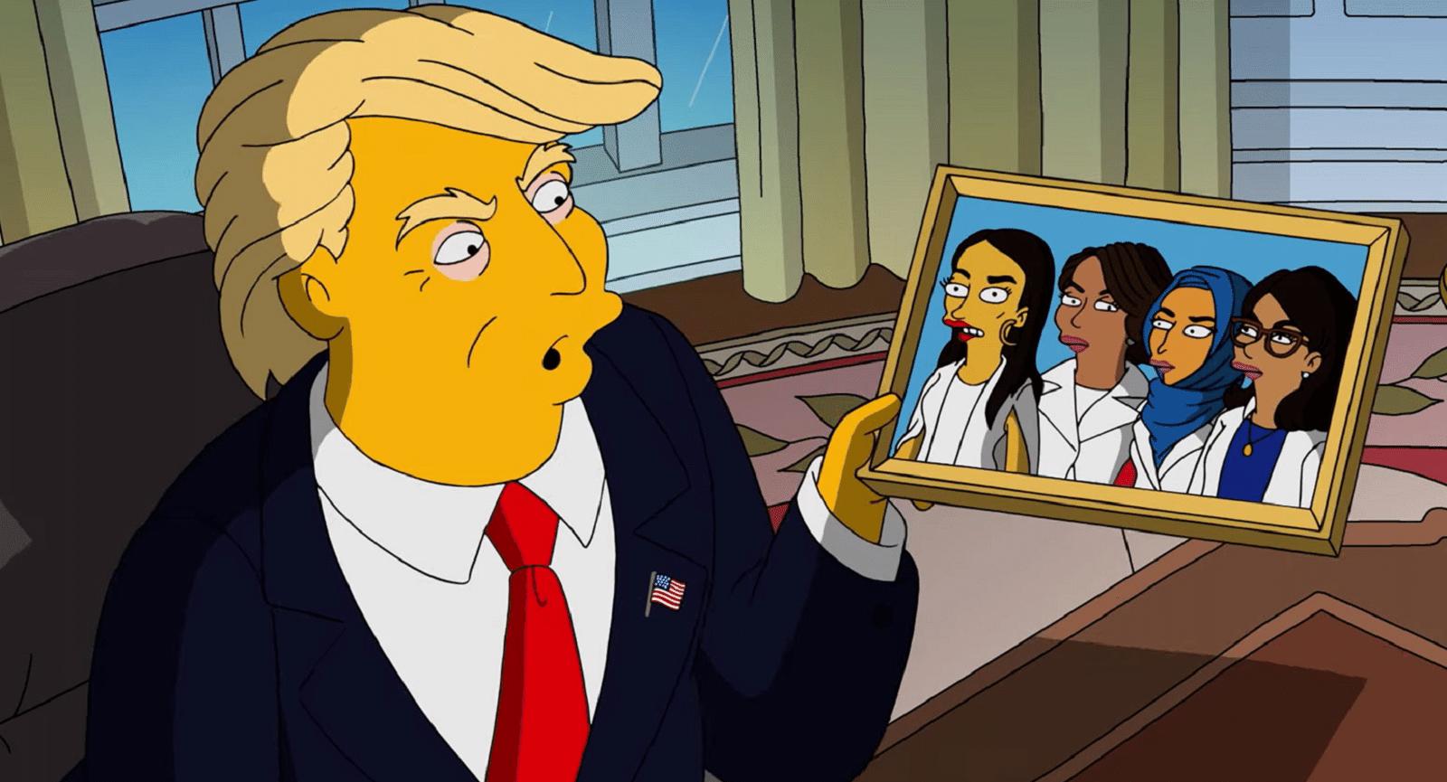 Quand Les Simpson prédisent l'avenir