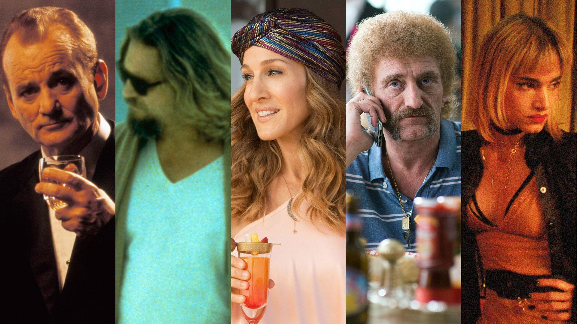 Top 5 des films à boire comme un cocktail