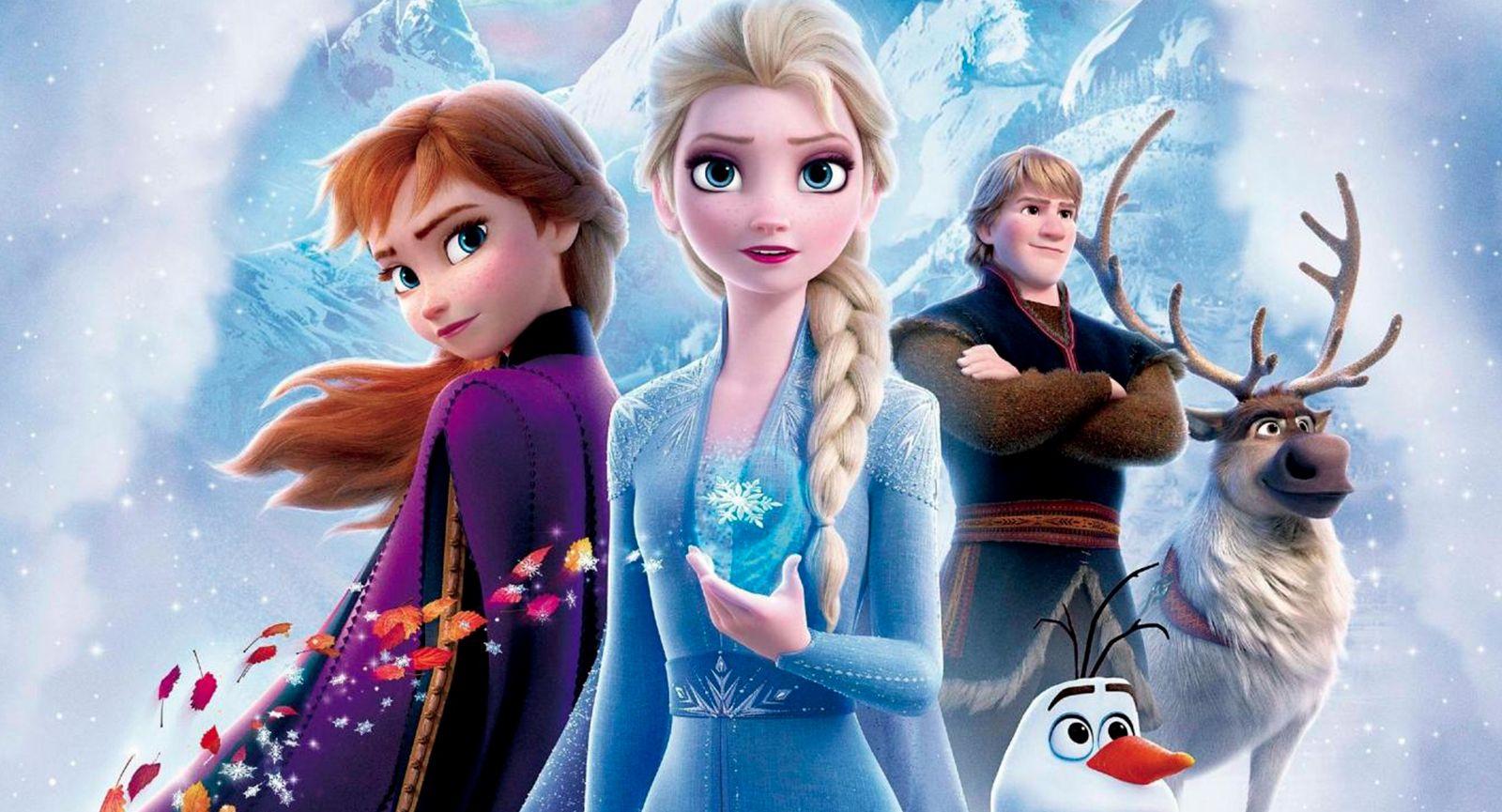 La Reine des Neiges règne toujours sur le monde Disney