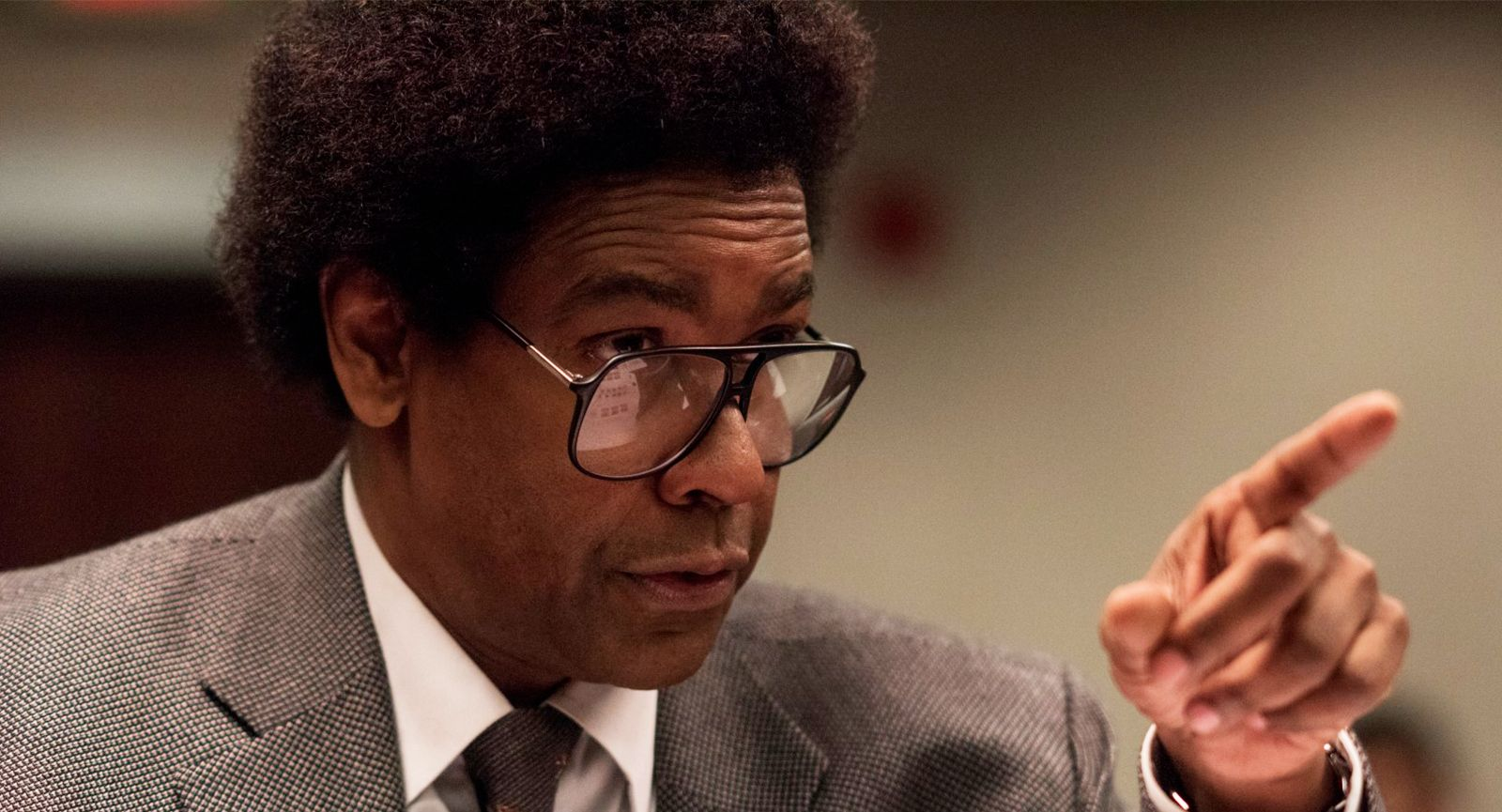Denzel Washington incarne toujours l'activisme dans L'Affaire Roman J.