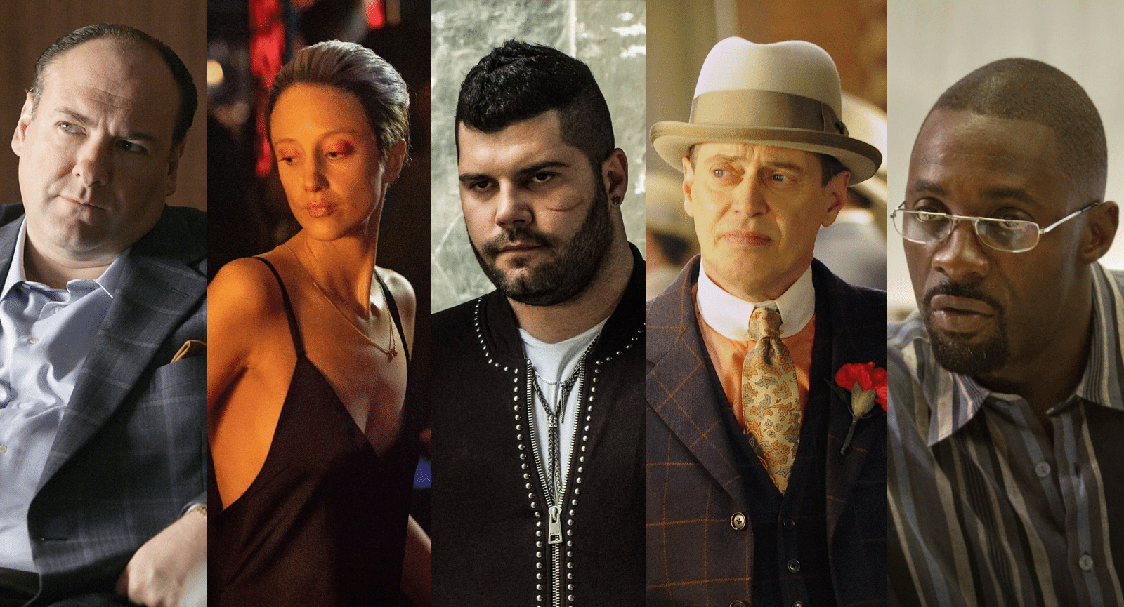 De Tony Soprano à Gennaro Savastano, nos meilleurs mafieux en série