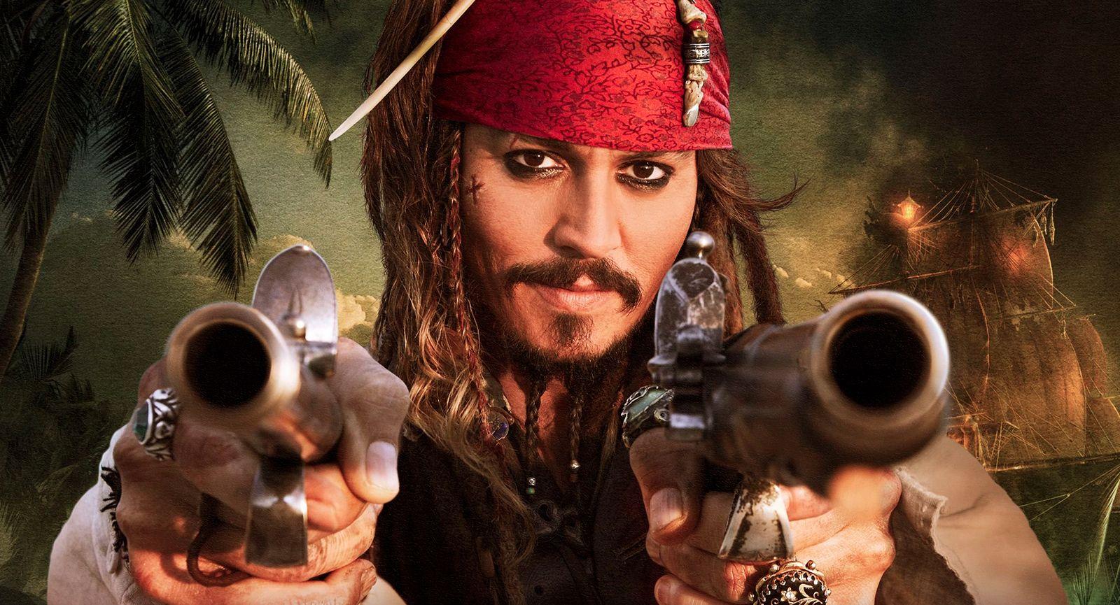 Pirate des Caraïbes, la saga au trésor