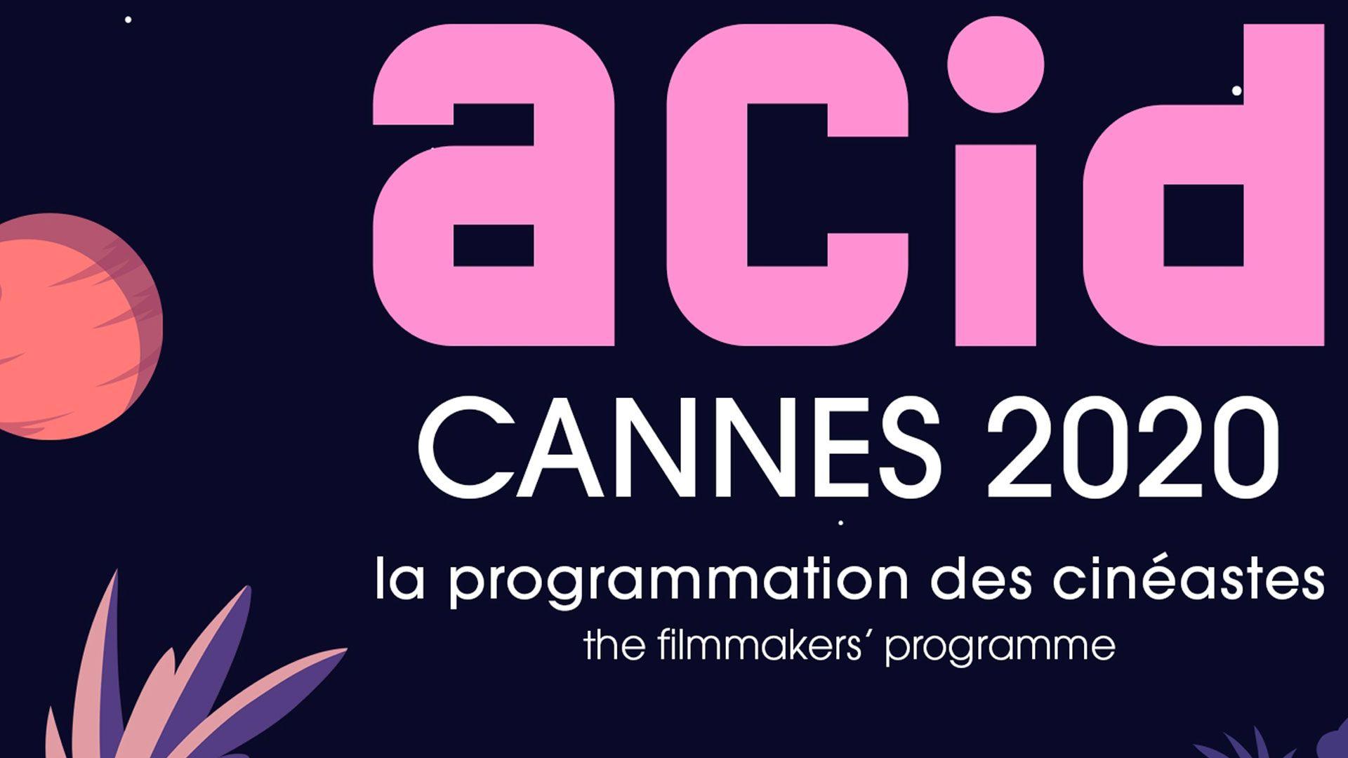 """La sélection d'Acid Cannes """"Hors les murs"""" révélée"""