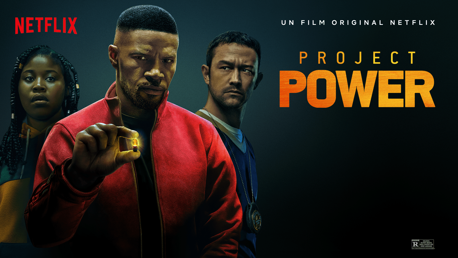 Jamie Foxx et Joseph Gordon-Levitt : le duo explosif de Project Power
