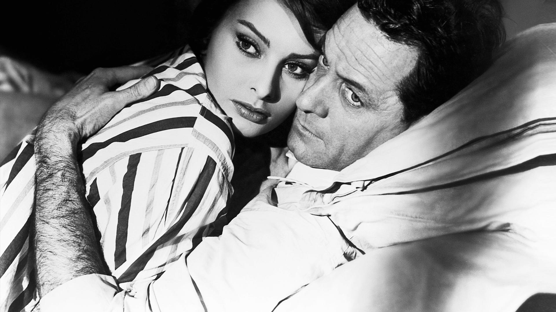 Sophia Loren : l'actrice qui électrisait le cinéma