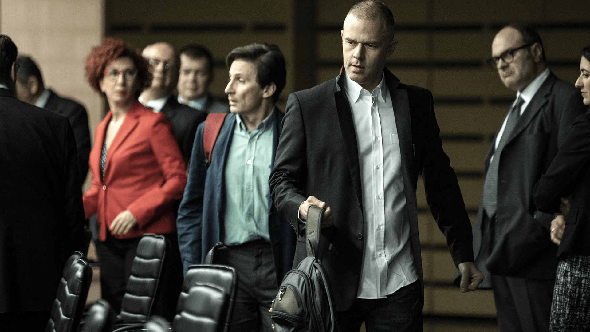 Avec Adults in the Room, le cinéma de Costa-Gavras reste politique