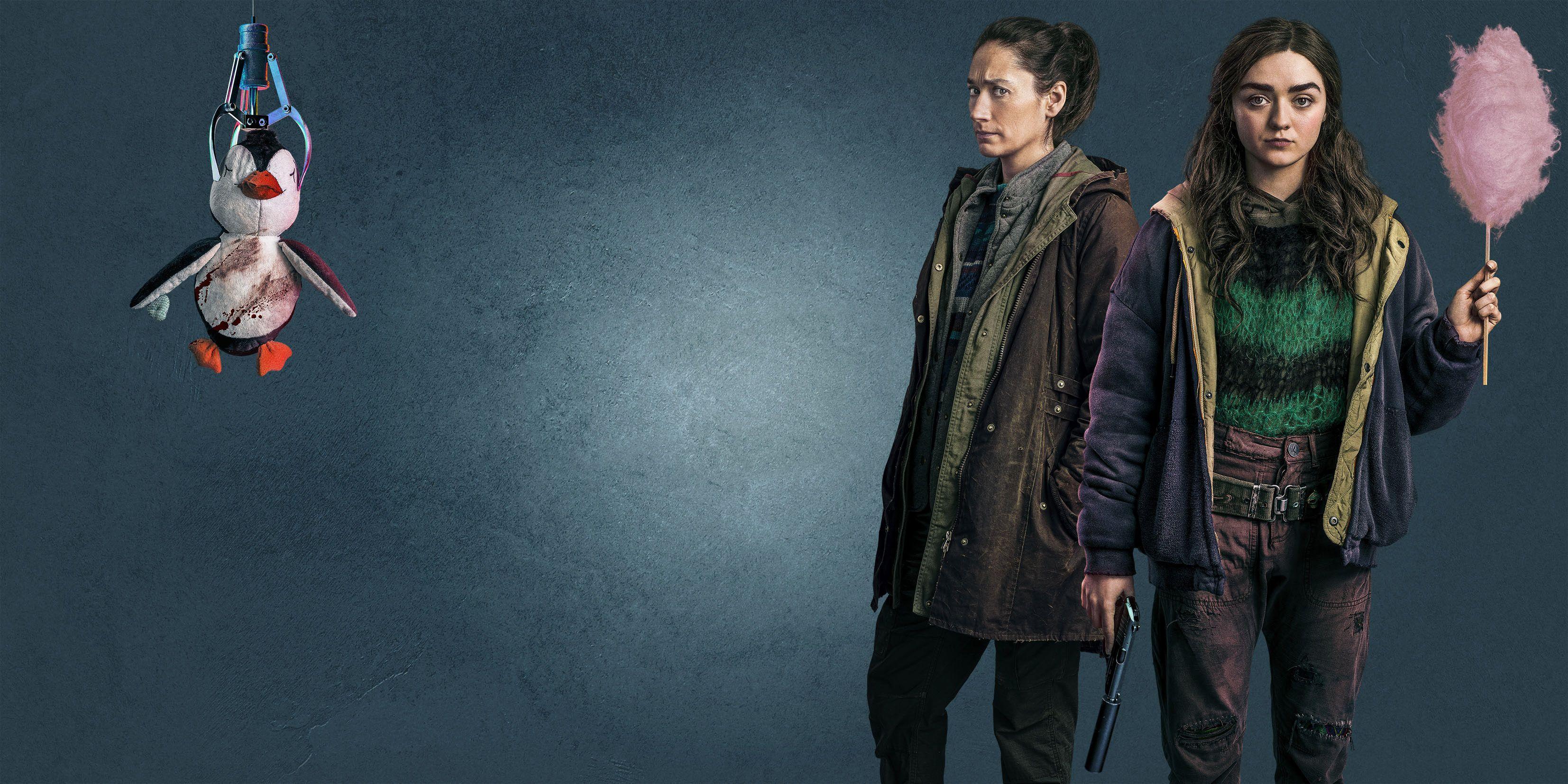 Two Weeks To Live : tout ce qu'il faut savoir sur la nouvelle série avec Maisie Williams