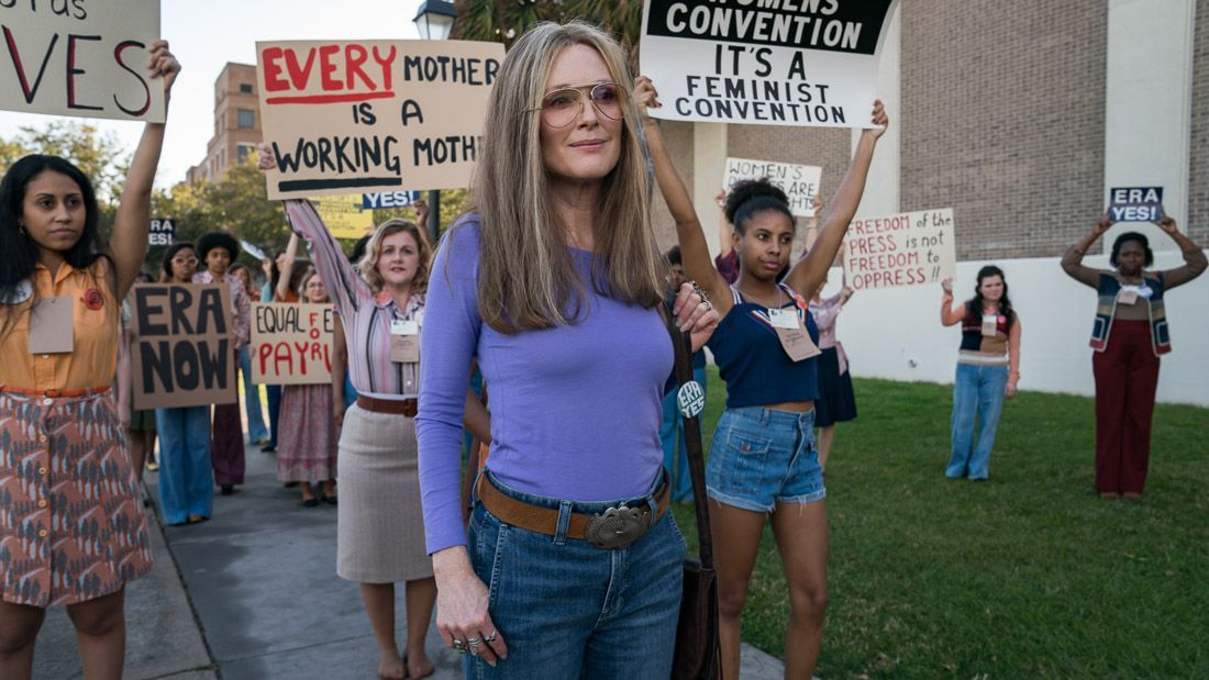 The Glorias : ôde au féminisme avec Julianne Moore