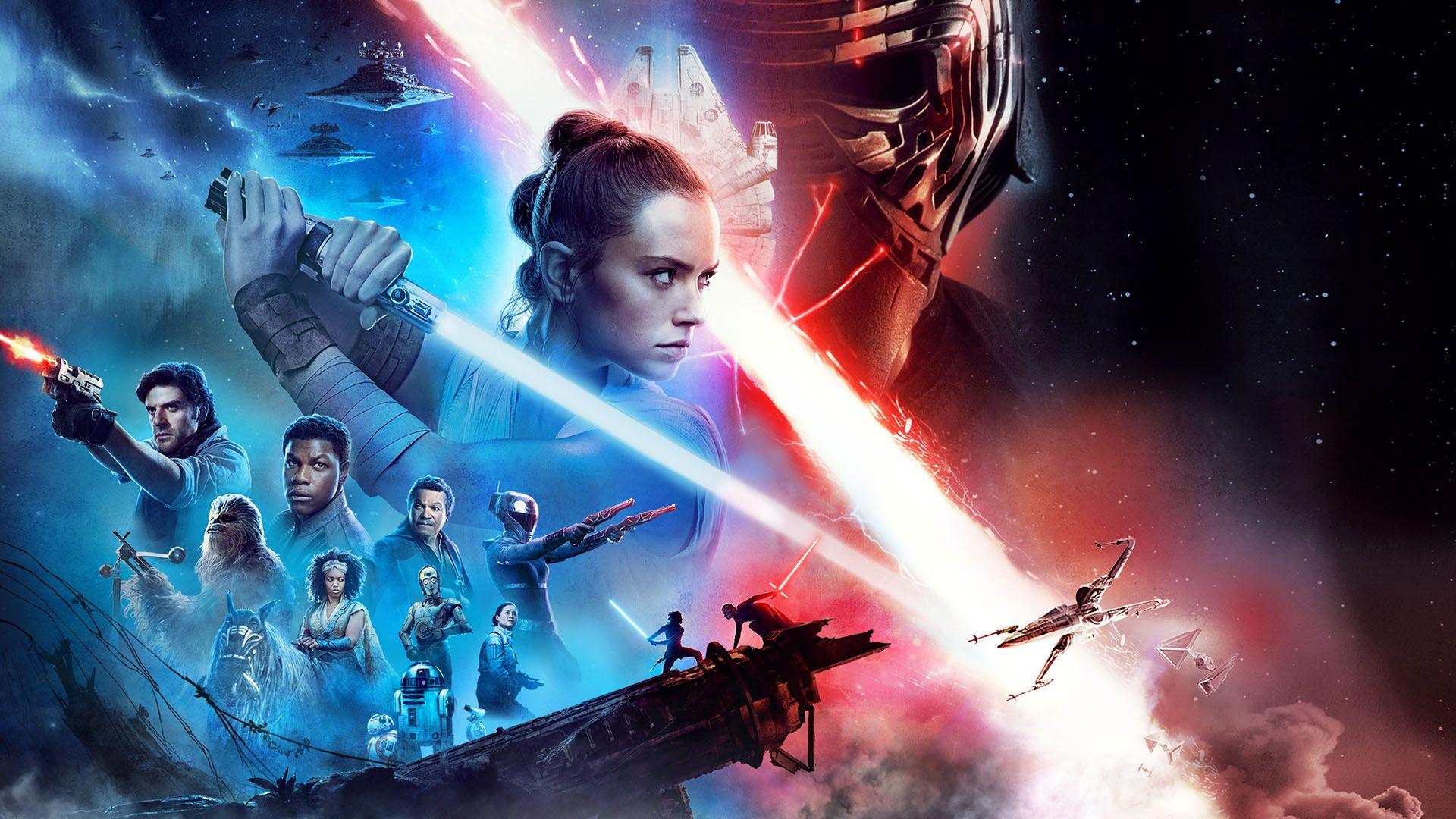 L'Ascension de Skywalker, la fin d'une saga et le début du nouvel ère