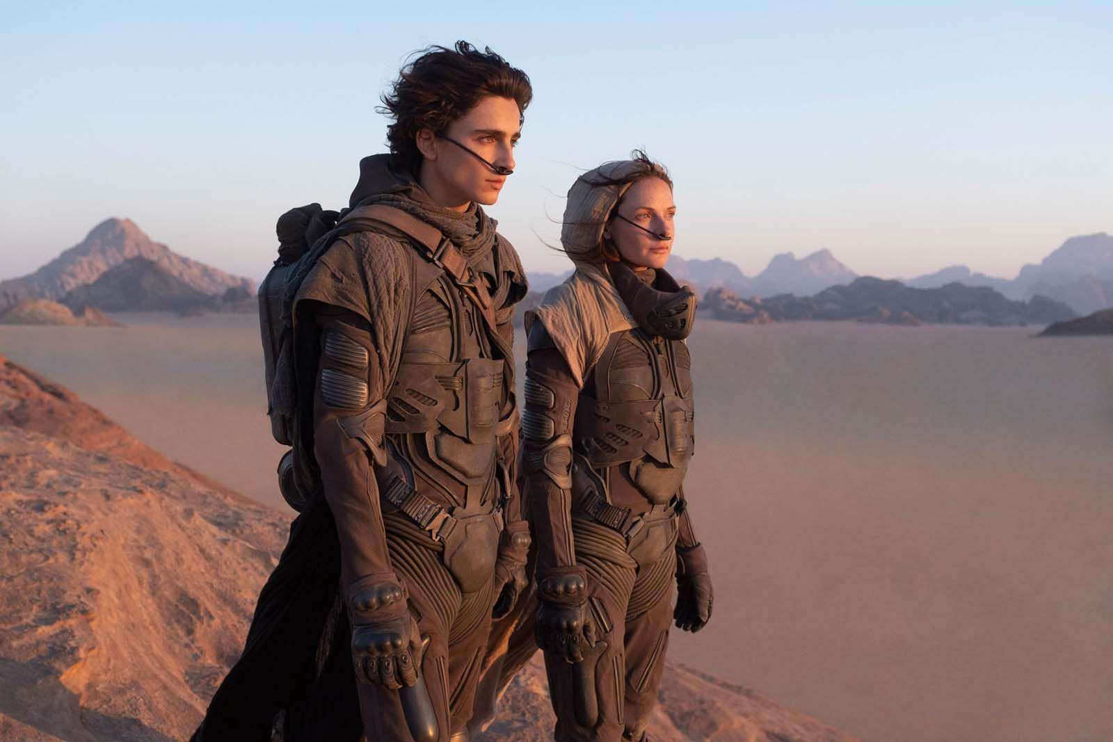Dune : la renaissance d'une oeuvre culte