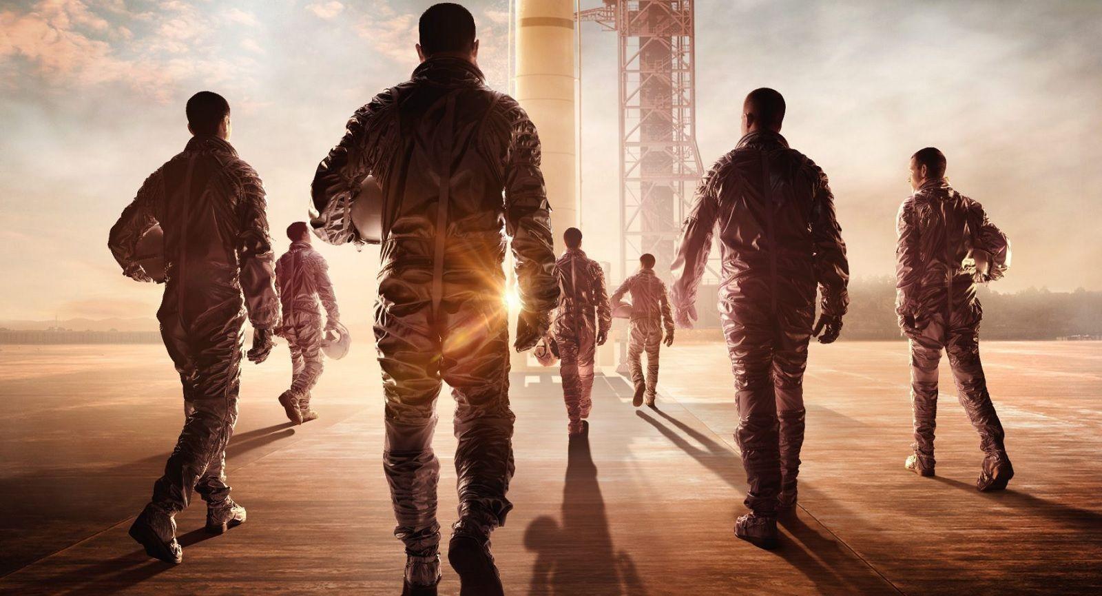 Avec L'Étoffe des Héros, Disney+ veut nous envoyer dans l'espace