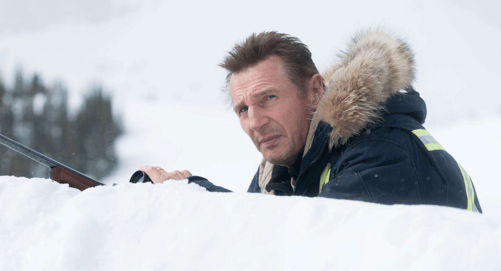 Liam Neeson, un acteur au Sang Froid