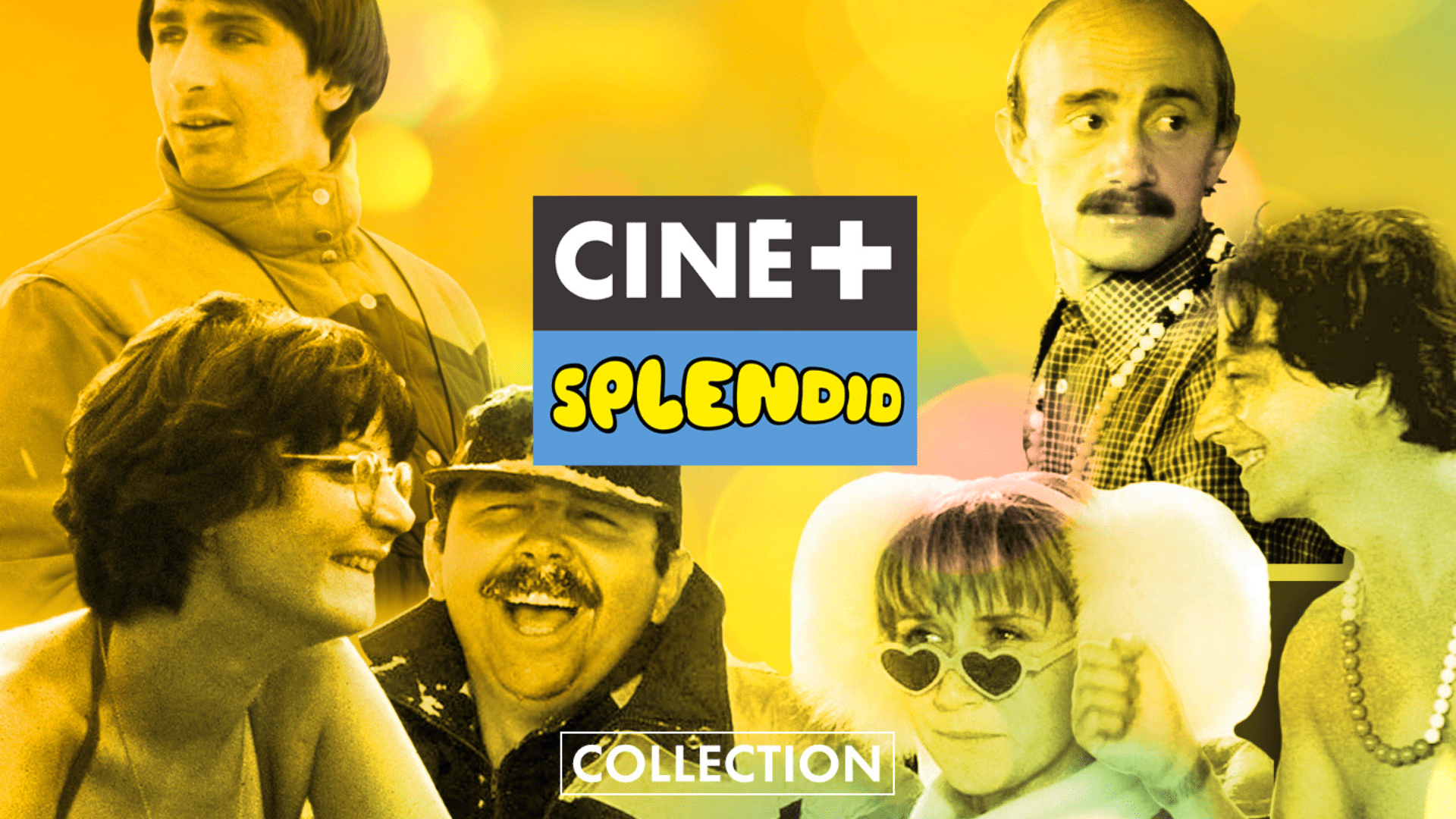 SPLENDID : + de 50 films pour rire ensemble !