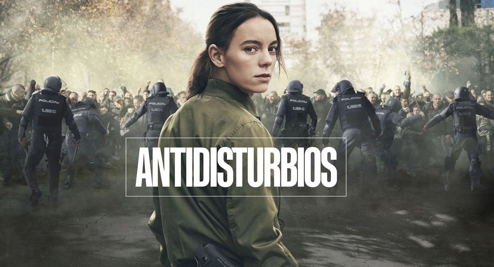 Antidisturbios, la série qui s'attaque aux violences policières