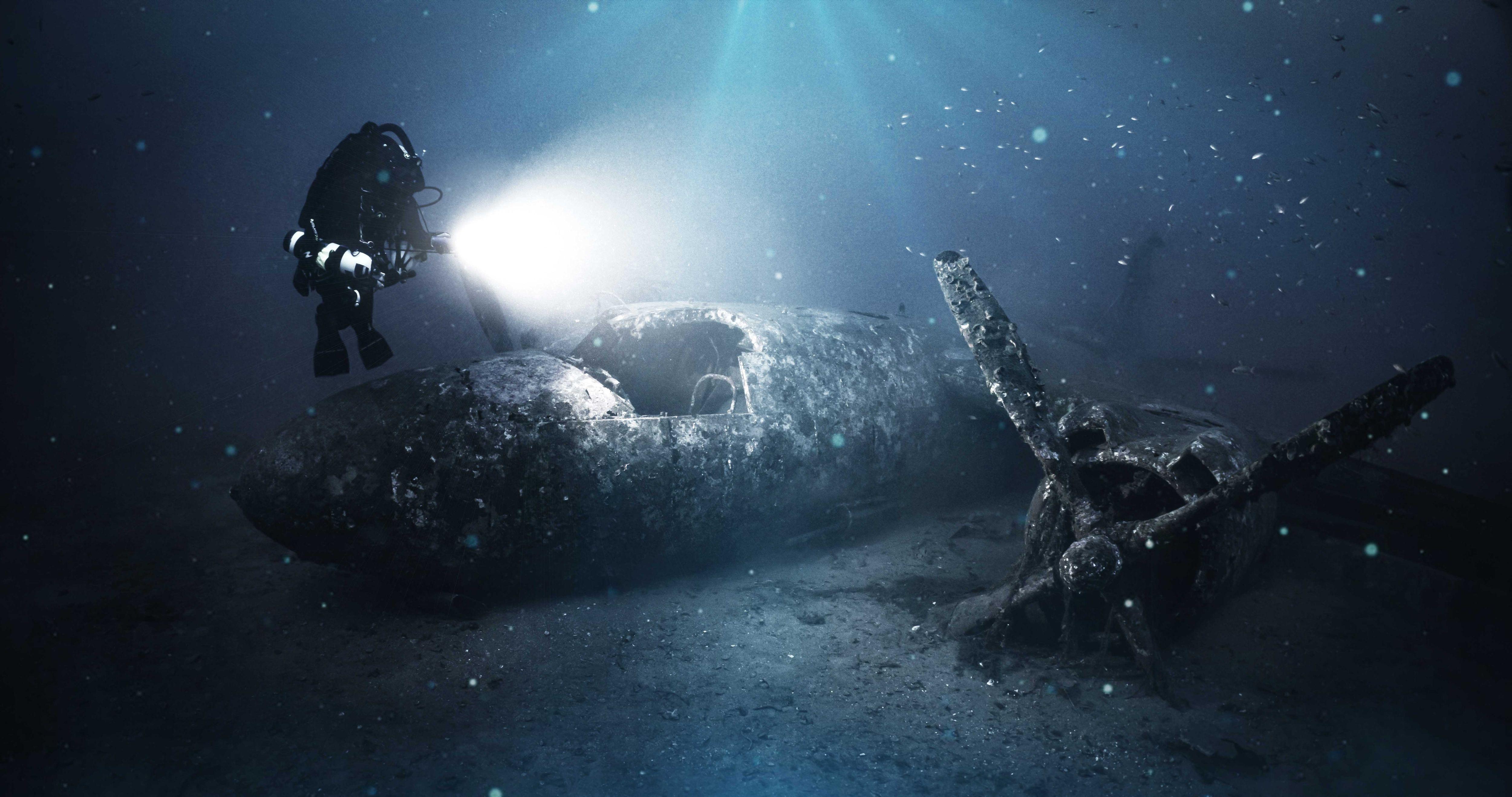 Enfilez vos palmes : Mystères d'épaves vous fait découvrir l'Histoire sous l'eau