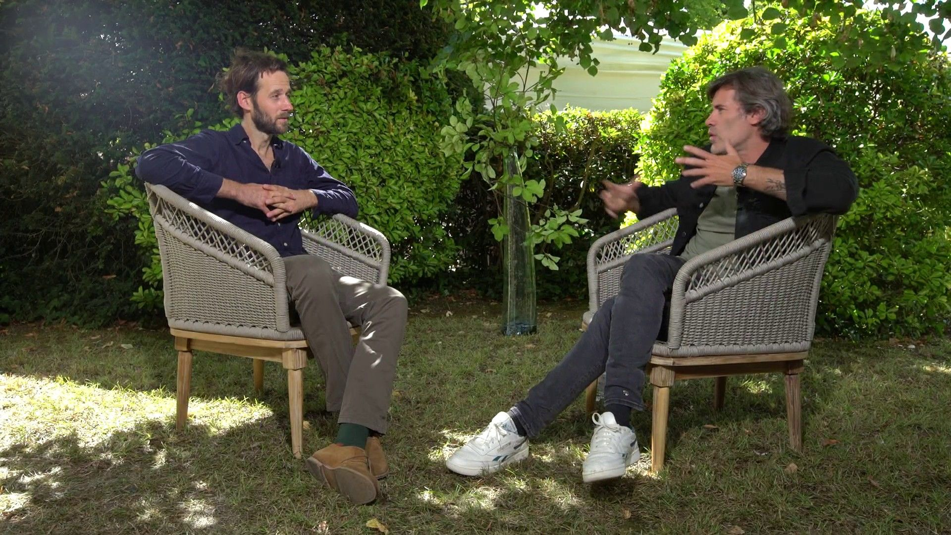 Benjamin Lavernhe et Jalil Lespert, Une Rencontre Et...