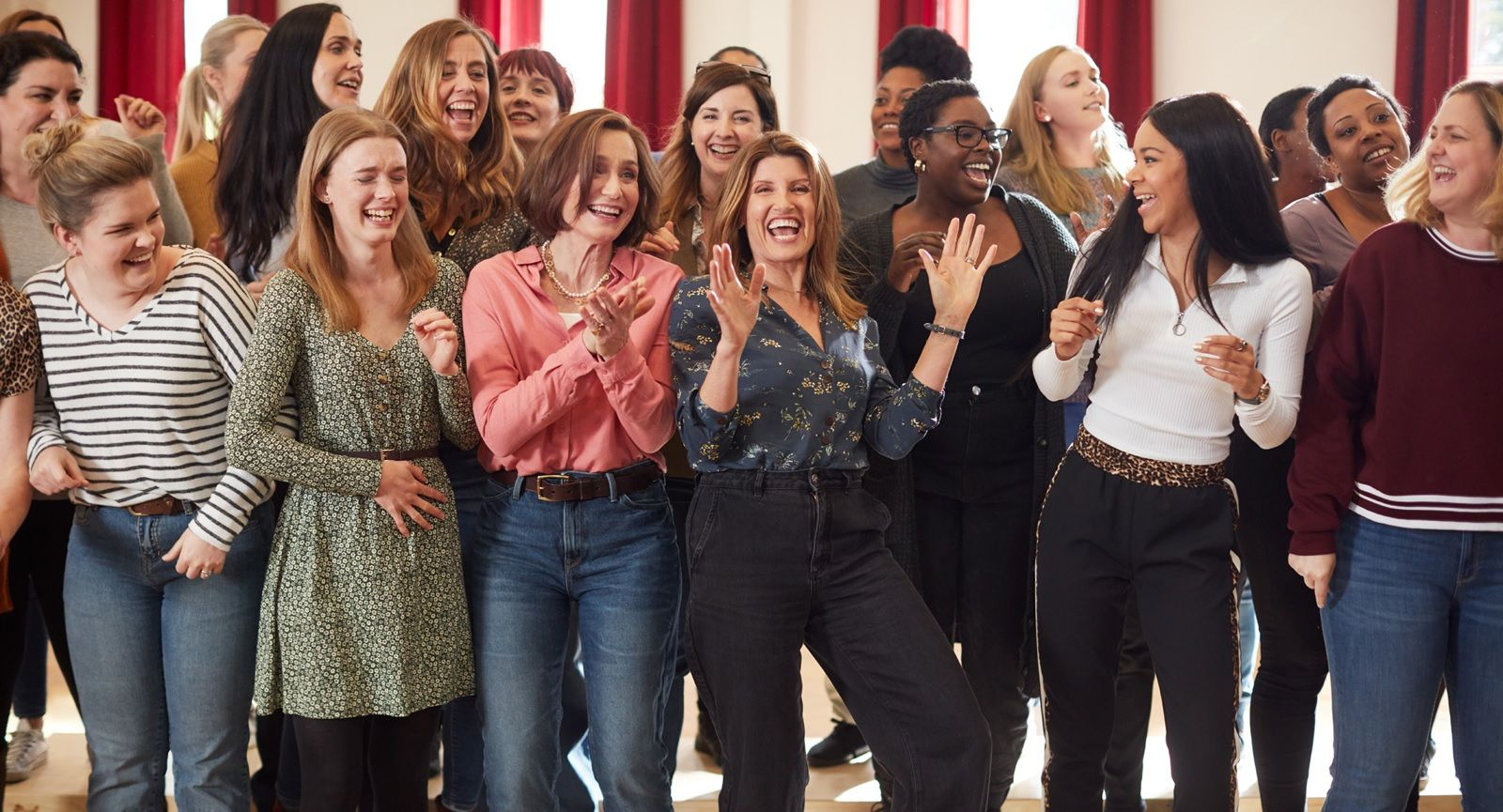 THE SINGING CLUB, le feel-good movie sur le pouvoir du chant