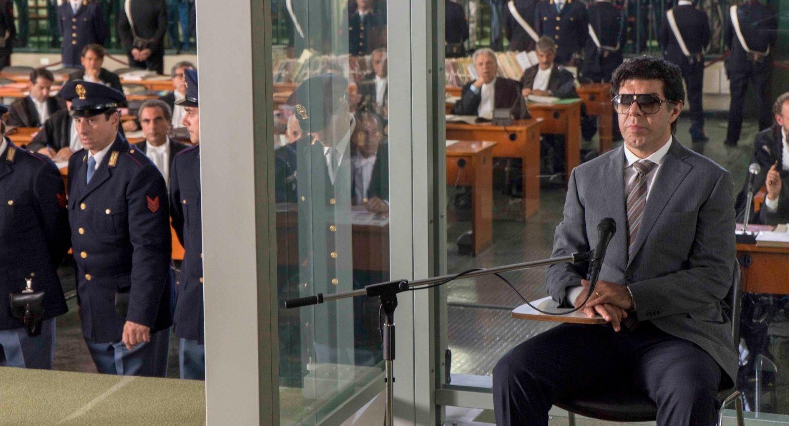 Avec LE TRAÎTRE, Marco Bellocchio signe son grand film sur la mafia