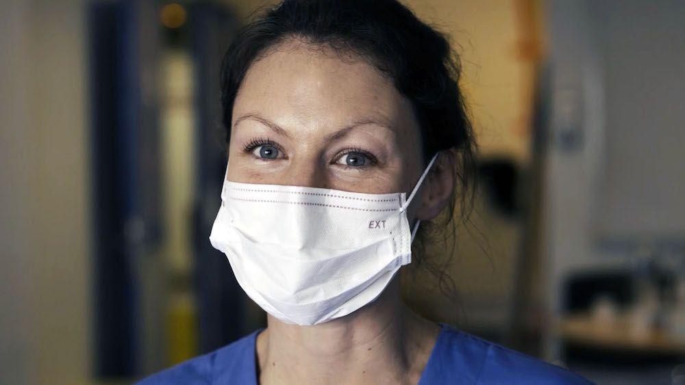 Mission Covid, une immersion dans un hôpital militaire au plus fort de la crise