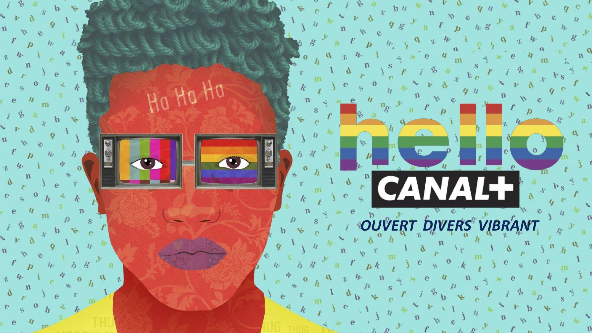La fierté n'est jamais confinée sur HELLO, la chaîne de CANAL+ dédiée aux œuvres et créations LGBTQ+