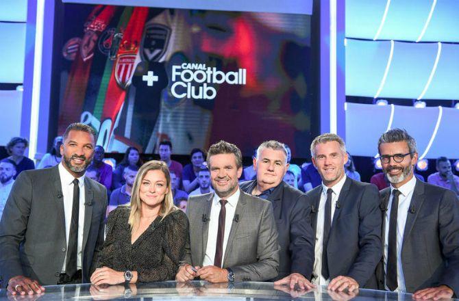 Retour en force de la Ligue 1 et du Canal Football Club sur CANAL+ - myCANAL