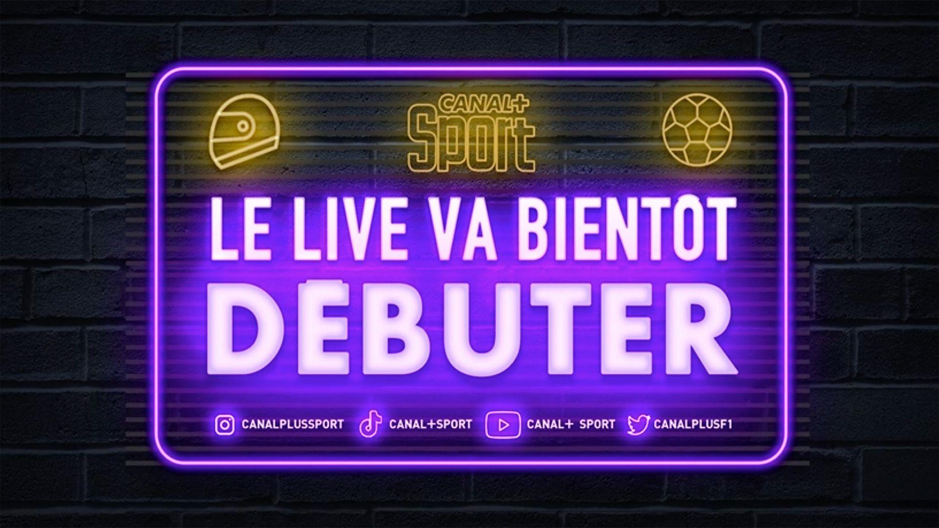 CANAL+ Sport en live sur Twitch
