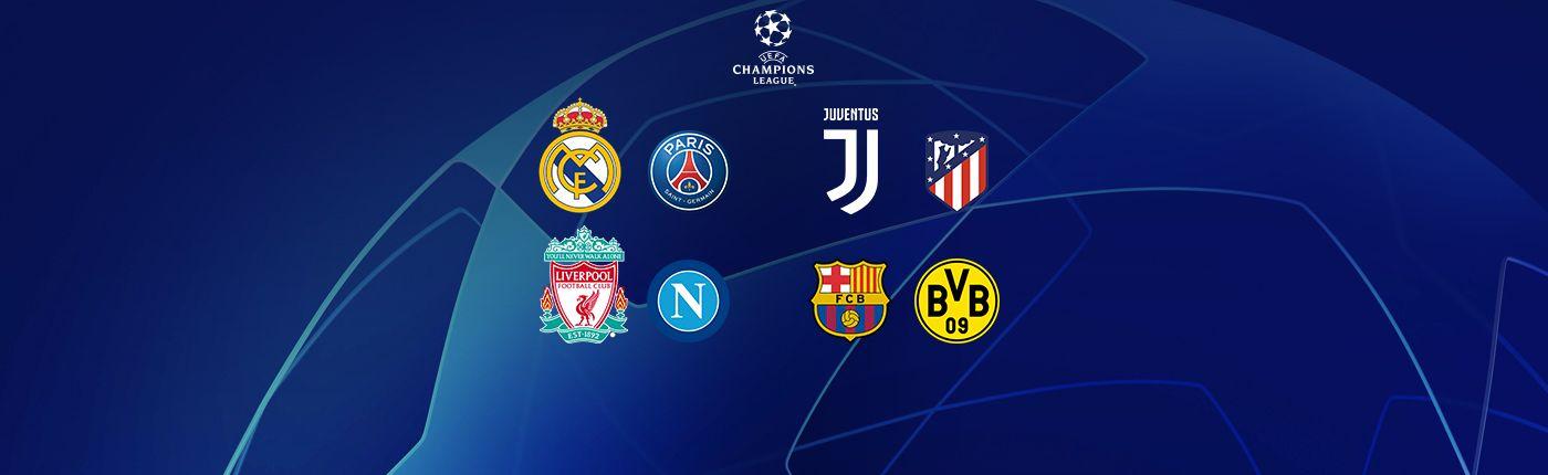 LIGUE DES CHAMPIONS DE L'UEFA