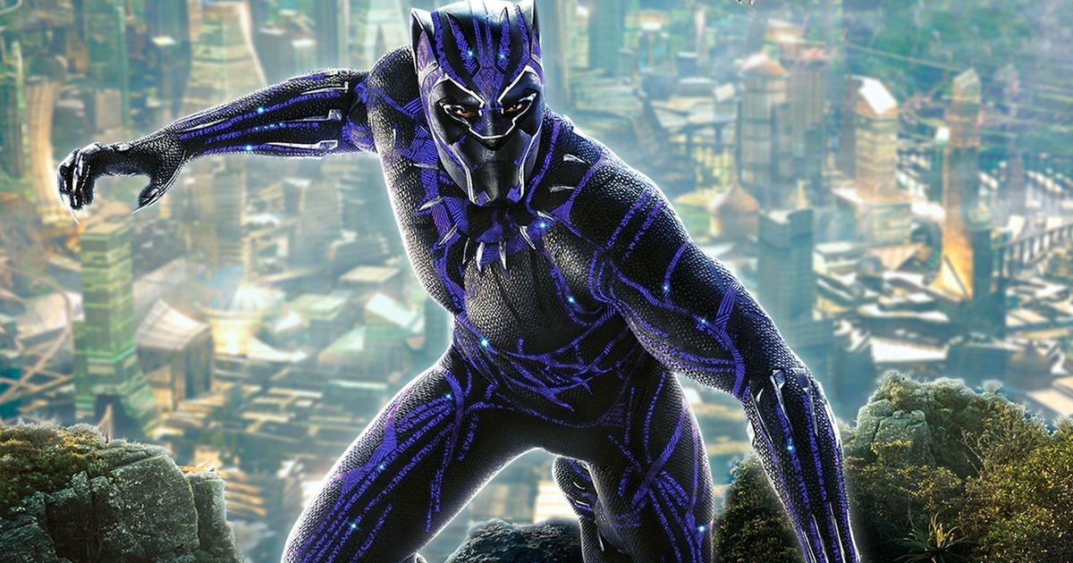 Black Panther Streaming