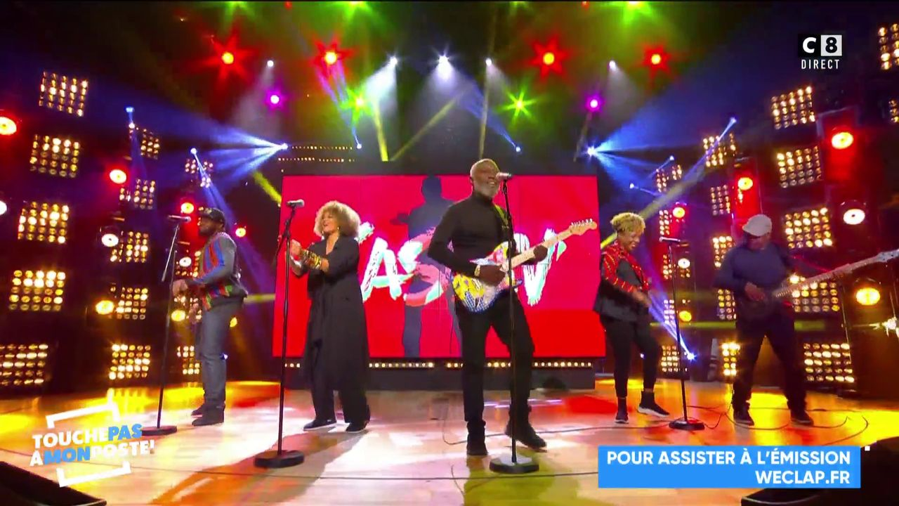 Kassav' - Medley (Live @TPMP) en streaming direct et replay sur CANAL+