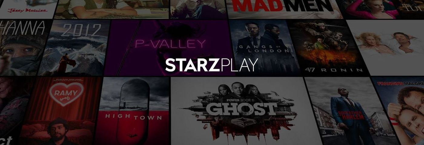 Starzplay arrive sur CANAL+
