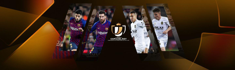 FINALE - FC BARCELONE / VALENCE
