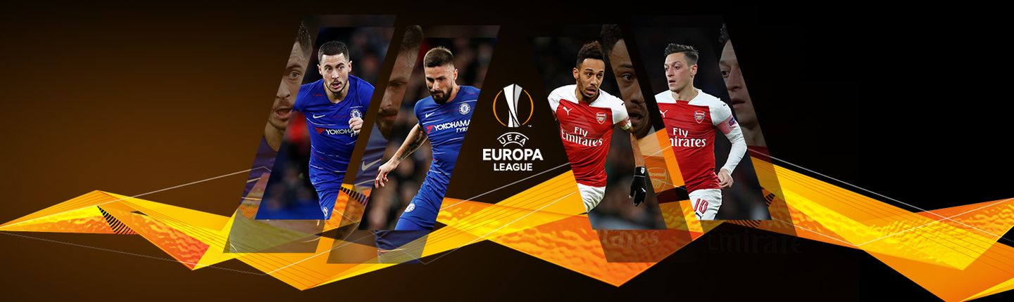 FINALE EUROPA LEAGUE - CHELSEA / ARSENAL