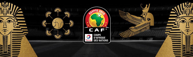 COUPE D'AFRIQUE DES NATIONS TOTAL, EGYPTE 2019
