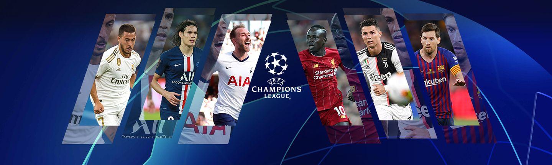 REPRISE DE LA LIGUE DES CHAMPIONS DE L'UEFA