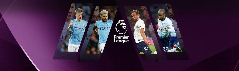 Premier League - MANCHESTER CITY / TOTTENHAM