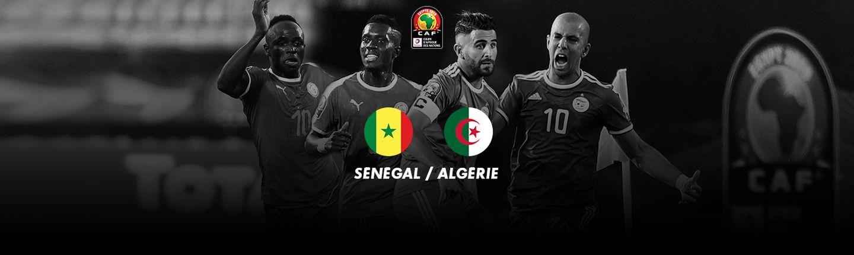 FINALE DE LA COUPE D'AFRIQUE DES NATIONS TOTAL, EGYPTE 2019