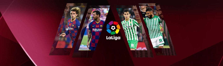 LIGA - FC BARCELONE / BETIS