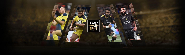REPRISE DU TOP 14 - CLERMONT / LA ROCHELLE