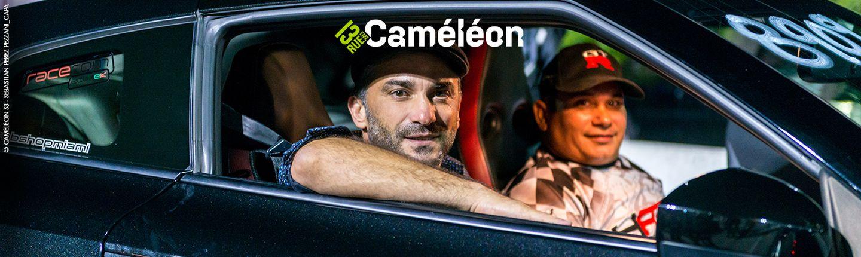 CAMÉLÉON - Saison 3