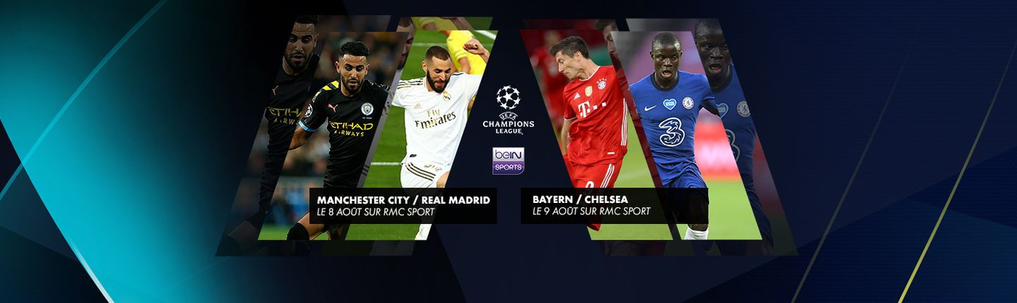 REPRISE DE LA LIGUE DES CHAMPIONS DE L'UEFA  - MAN CITY / REAL MADRID    BAYERN / CHELSEA
