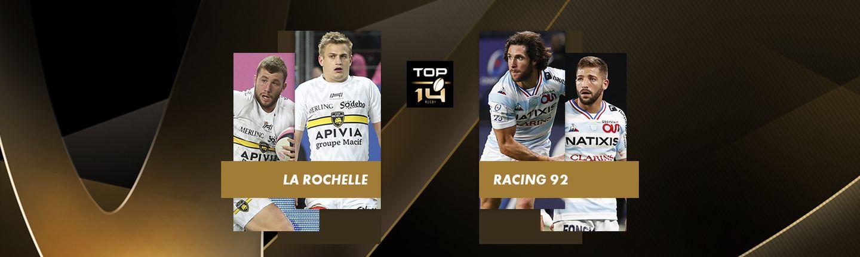 LA ROCHELLE / RACING 92