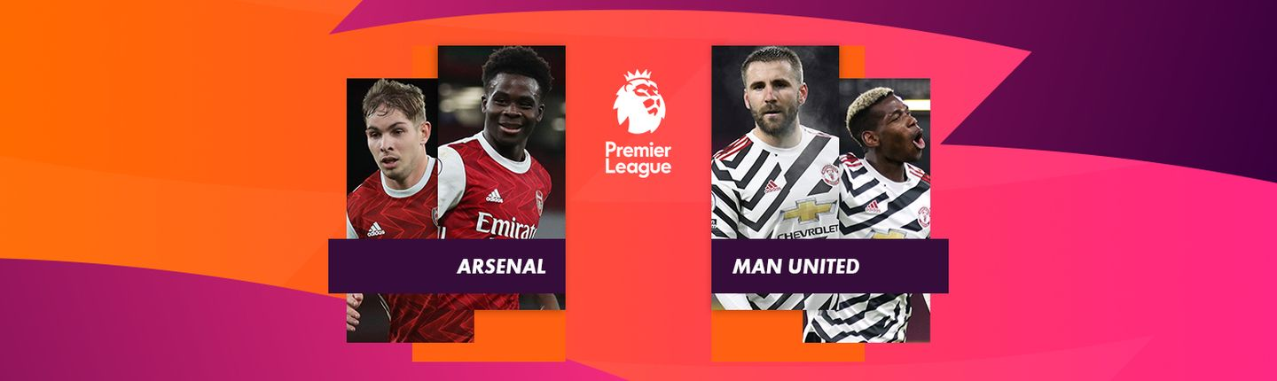 ARSENAL / MANCHESTER UNITED