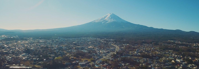 Japonia z góry