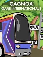 Gagnoa Gare Internationale
