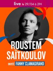 La French Touch : Concert de Roustem Saïtkoulov et Fanny Clamagirand